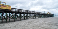 the longest wooden pier on the east coast.