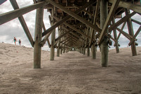 Apache Pier, Myrtle Beach, SC: The longest pier on the east coast