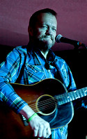 Sam Frazier at 54 West Live in Graham, NC  7/24/2014
